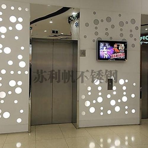 吴江不锈钢电梯门套
