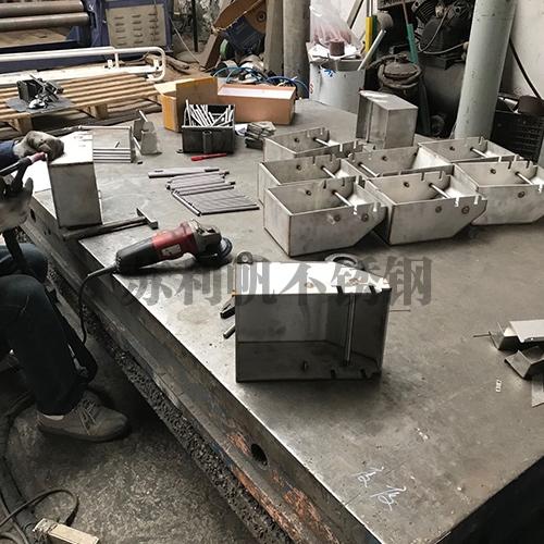 钣金件焊接加工